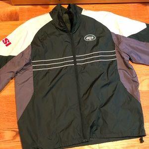 Men's NFL New York Jets Windbreaker Large